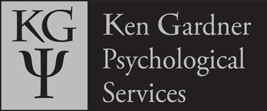 Ken Gardner Psychological Services Logo